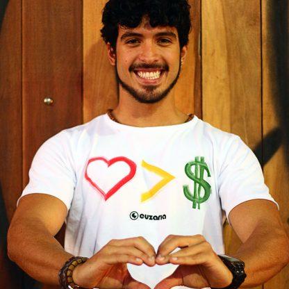 Amor maior que o dinheiro